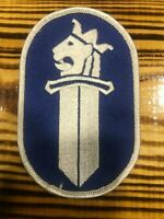 FINLAND PATCH POLICE POLIS NATIONAL - ORIGINAL!