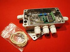 55A Constant current HHO PWM CCPWM digital 12V 24V Waterproof automatic relay