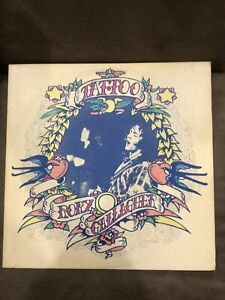 RORY GALLAGHER TATTOO LP VINYL RECORD 1973