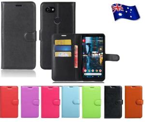 Google Pixel XL / 2 / 2 XL / 3 / 3 XL / 3a / 3a XL /4 XL Wallet Card Case Cover