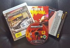 Midnight Club Los Angeles (Sony PlayStation 3, 2008) PS3 Game - FREE POST