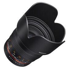 Samyang 50mm f1.4 Lens - Micro Four Thirds (Olympus/Panasonic)