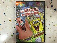 Spugna Bob DVD Le Avventure Del Sfondo De Bikini Nickelodeon