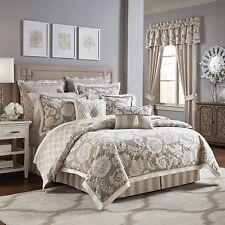 Croscill Classics Anessa 4-pc. Floral Reversible Comforter Set QUEEN