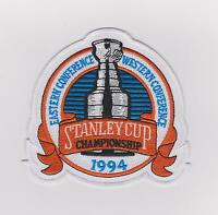 1994 STANLEY CUP FINALS JERSEY PATCH  VANCOUVER CANUCKS