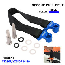 New Motorcycle Rear Rescue Pull Belt For Yamaha YZ250F YZ450F 2014-2019 2018