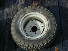 #39 Allis Chalmers Simplicity Homelite OEM Mower Rear Tire Wheel 23 x 8.50 - 12