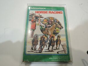 Preowned - INTELLIVISION Horse Racing Game Cartridge