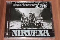 Nirvana - All Of Us (2003) (CD) (Island Records – 980 001-1) (Neu+OVP)