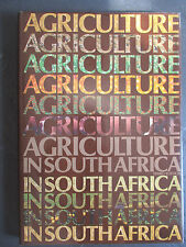 AGRICULTURE IN SOUTH AFRICA - THIRD EDITION - HARDCOVER BOOK