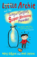 Little Archie and the Tongue-tingling Super-shrinking Powder-ExLibrary