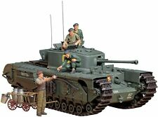 35210 Tamiya British Churchill Vii 1/35th Plastic Kit 1/35 Military Model Tank