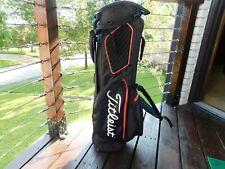 Titleist Golf 4+ Stand Bag w/ Rain Cover