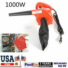 1000W Electric Hand Operated Air Blower Computer Vacuum Dust Cleaner 13000r/min