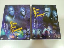 Csi Las Vegas Complete First Season - 6 X DVD English Portuguese - 2T