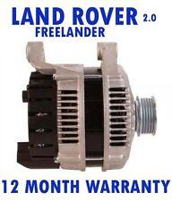 Land rover - freelander (LN) 2.0 Td4 4x4 2000 2001 - 2006 alternator
