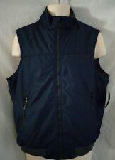 NWT Ralph Lauren Chaps Navy Blue Jacket Vest  Men's  M