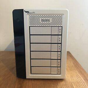 Pegasus R6 24TB RAID Storage with Thunderbolt