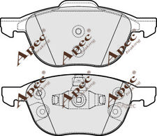 FRONT BRAKE PADS FOR FORD FOCUS TURNIER GENUINE APEC PAD1821