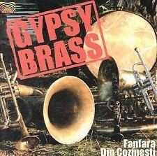 FANFARA DIN COZMESTI - GYPSY BRASS FROM ROMANIA (NEW CD)