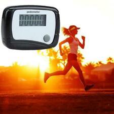 LCD Digital Step Pedometer Walking Calorie Counter Distance Clip Run Belt A0X6