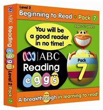 ABC Reading Eggs - Beginning to Read Pack 7