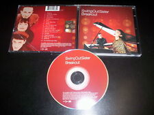 Swing Out Sister ‎– Breakout CD Spectrum 2001