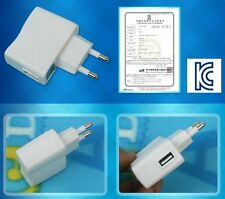 USB Charger Adapter 100-220V 1port  for iPhone 5 6 7 8 Plus Galaxy s7 Note 6 7 8