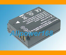 Battery CGA-S007A CGA-S007 For Panasonic Lumix DMC-TZ3 TZ4 TZ50 DEA45 DA-A46A