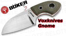 Boker Plus Voxknives Gnome Neck Knife w/ Sheath 02BO270