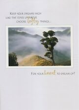 """Greeting Card - Encouragement - """"Keep Your Dreams High"""" - by Geon!"""