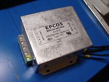 Filtro condizionatore di rete  EPCOS 20A - 4 vie  440/250 VAC - 50/60Hz    NOS