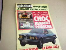 L AUTO JOURNAL - N° 10  - ANNEE  1978  *
