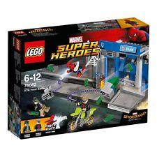 BRAND NEW LEGO MARVEL SUPER HEROES ATM HEIST BATTLE 76082 SEALED IN BOX