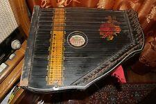 Vintage JubelTone Konzert Zither 303 West Germany Harp