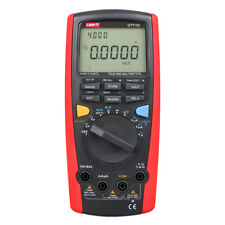 UNI-T UT71C 4~20mA Digital Multimeter AC DC Volt Amp Ohm Hz Temp. Multi Meters