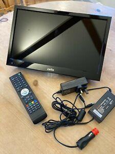 Television Cello Traveller TV with DVD 12v & 240v