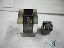 Motorola Paperweight Crystal Oven Cutaway in Lucite