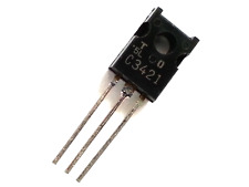 5x  2SC3421o C3421 Transistor 2SC3421-O - 2SC3421 O - C3421o - Toshiba - NOS