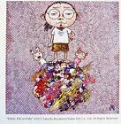 Takashi Murakami Kaikai Kiki and Me print ED 300 kaikai kiki signed Serial