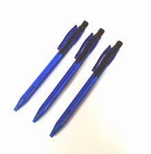 Lot of 200 Pens - Blue Sparkle Translucent Barrel Pens – Writes in Black ink