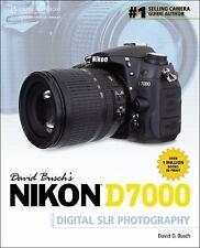 David Busch's Nikon D7000 Guide to Digital SLR Photography, Busch, David D., Acc