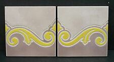 AET-LA Hermosa Tile Set Mauve Vintage California