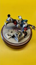 "Disney's ""Sweethearts"" JITTERBUGGING  Limited Edition CHILMARK Pewter Figurine"