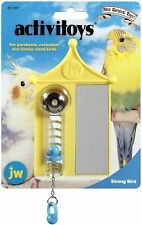 JW PET BIRD TOY STRONG SMALL BIRDS PARAKEET COCKATIEL CANARY FREE SHIP TO USA