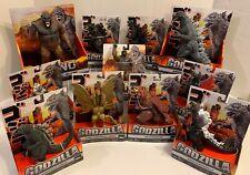 Godzilla 2020 Playmates Toys Gigan King Ghidorah Destroyah Space Mecha Kong Set
