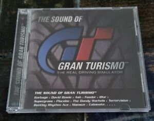 The Sound Of Gran Turismo (The Real Driving Simulator)   - CD - RARE - OOO - EX