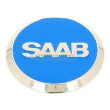 SAAB 96 V4 CHROME REAR VENT BADGE EMBLEM CLASSIC CAR VINTAGE RARE ZINC ALLOY