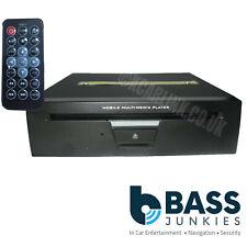 NESA TRIP 3/4 Boot Mounted DVD MP3 VCD CD Front SD & Rear USB Car Van 4x4 Player
