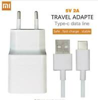 XIAOMI Fast Wall Charger & Micro USB/Type-C Cable For Mi 6 7 8 Redmi Note 5 6 7